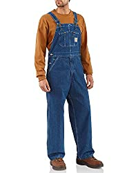 Carhartt Men's Bib Overalls Review