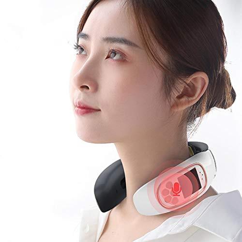 ROCONAT Elektrisches Nackenmassagegerät Travel Neck Body Pulse Tiefenmassagewerkzeug Massagegeräte