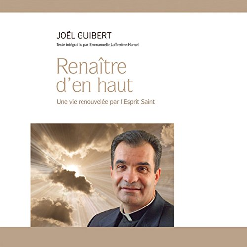 Renaître d'en-haut  audiobook cover art
