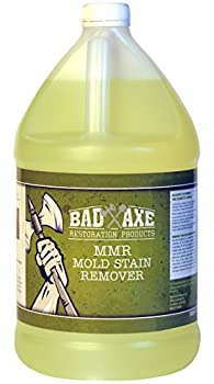 MMR Mold Stain Remover & Mildew Stain Remover  1 Gallon
