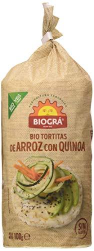 Biográ Torta De Arroz con Quínoa Biográ - 100 g