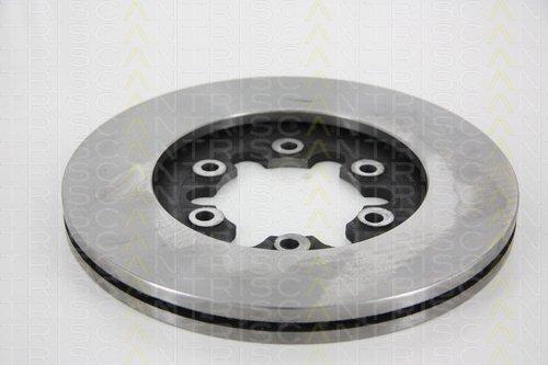 Preisvergleich Produktbild Bremsscheibe - Triscan 8120 50147