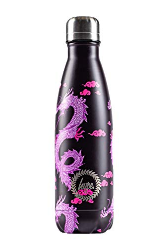 HYPE REUSABLE BOTTLES - MULTIPLE STYLES/COLORS Size: One Size