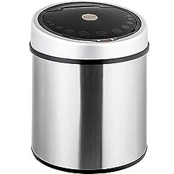 TecTake® LUXUS Sensor Abfalleimer Mülleimer 30 Liter Volumen