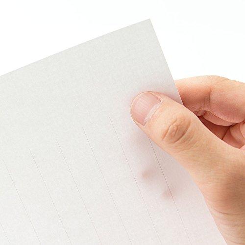 ミドリ『きれいな手紙が書ける便箋お礼状用』
