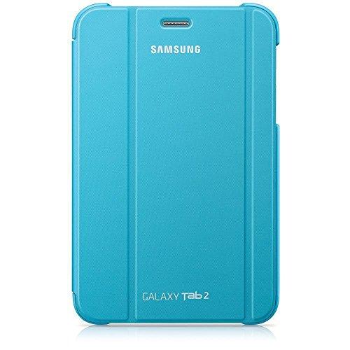 "SAMSUNG EFC-1G5SLECSTD - Funda Dura para Tablet Galaxy Tab 2 7"", Azul Celeste"