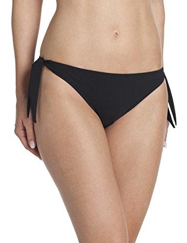 Rosa Faia Damen Myra Bottom Bikinihose, Schwarz (Schwarz 001), (Herstellergröße: 42)