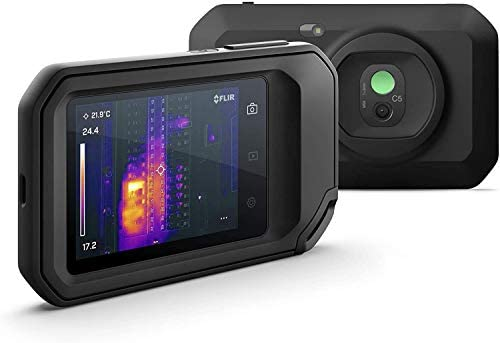 FLIR C5 Thermal Imaging Camera with WiFi Handheld High Resolution product image