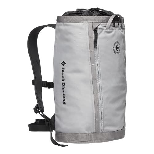 Black Diamond Street Creek 24 Backpack, Zaino Unisex – Adulto, Nickel, Taglia Unica