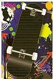 Skateboard ~ Edible Cake Topper