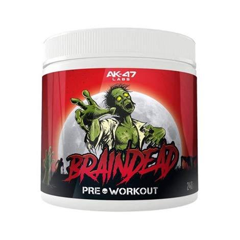 AK-47 Labs Braindead Booster Trainingsbooster Bodybuilding 240g (Brain Juice Punch)