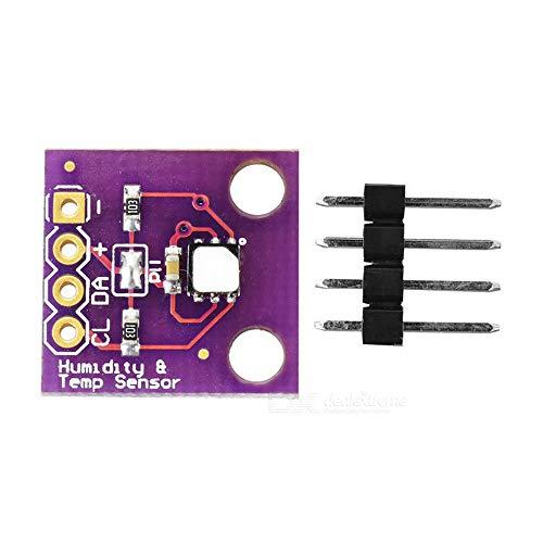 Si7021 Luftfeuchtigkeitssensor mit I2C-Schnittstelle für Arduino GY—213V—SI7021
