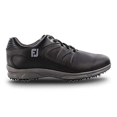 FootJoy Men's ARC XT Previous Season Style Golf Shoes, Black, 11.5 M