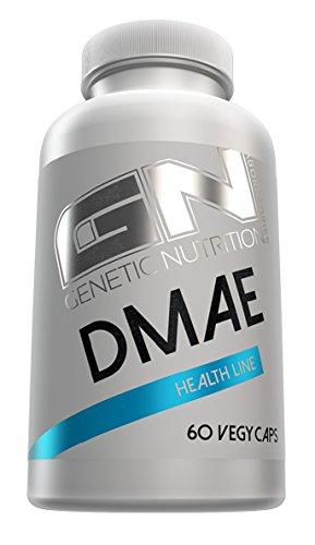 GN Laboratories DMAE Dimethylaminoethanol Konzentration Leistungsfähigkeit 60 Kapseln