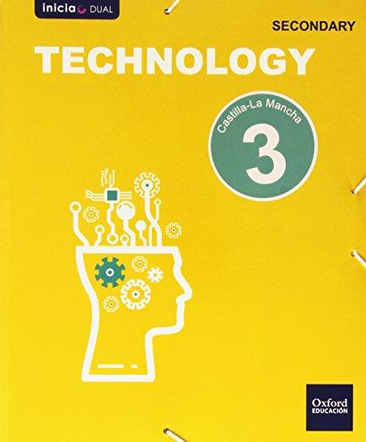Technology. Student's Pack. Castilla La Mancha. ESO 2 (Inicia CLIL) - 9788467351538 (Inicia Dual)