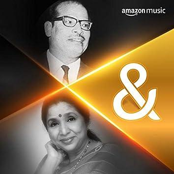 Manna Dey & Asha Bhosle: TOGETHER