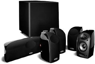 بولك اوديو مسرح منزلي 5.1 قناة مع غير متاح - AM1665-B TL1600 BLACK EXPORT