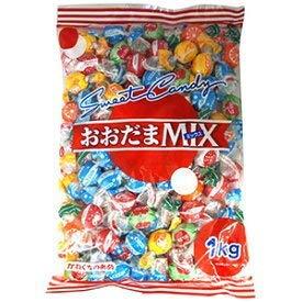 川口製菓 おおだまミックス 1kg(個装紙込み)x3袋