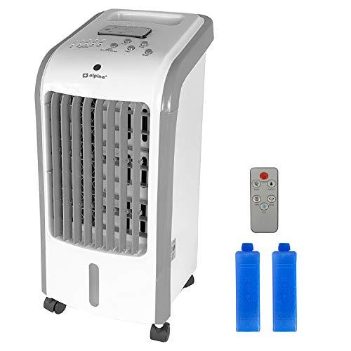 Abkühlung gefällig? Klimatisierungsventilator Kühllüfter Kältemaschinen Wassergekühlte Klimaanlage Luftkühler Ventilator Lüfterkühler Standventilator