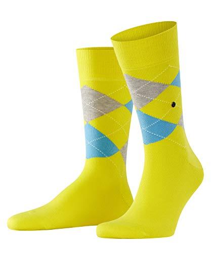 Burlington Herren King M SO Socken,gelb (sunlight 1141), 40-46