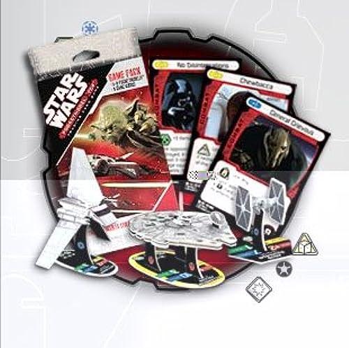 Wizkids Games 03651 - Star Wars Order 66 Display, 24 Packs (Englische Ausgabe)