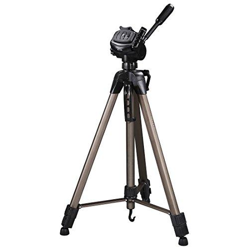 Hama Star 64 Fotocamere digitali/film Nero treppiede