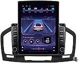 Pantalla Vertical de 9,7 Pulgadas Android 9.1 Coche Multimedia Player para Buick Regal 2009-2013, Soporte GPS Navegador Radio De Coche USB BT Mandos de Volante