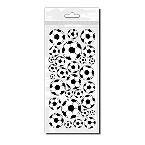 style4Bike Fahrradaufkleber Fussball Set Sticker de   S4B0303
