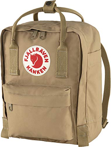 Fjallraven Unisex's Kånken Mini Backpack, Clay, OneSize