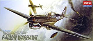 Academy 1668 1:72 P-40m/n Warhawk P40 Kit