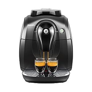 Philips Serie 2000 HD8650/01 – Cafetera Súper Automática, 1 Bebidas