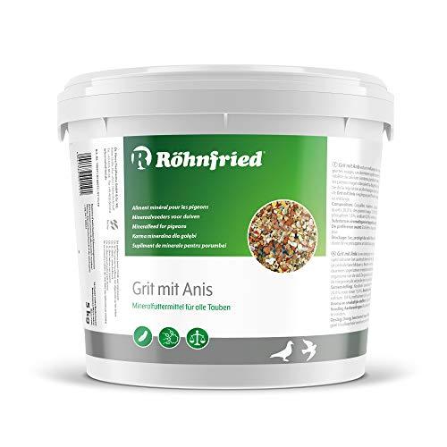 Röhnfried Grit mit Anis - optimierte Mineralien für Tauben (5 Kg)