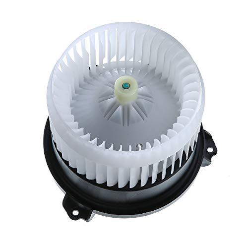 A-Premium Rear HVAC Heater Blower Motor Replacement for Toyota Land Cruiser Sequoia Sienna Highlander Lexus GX460 LX570