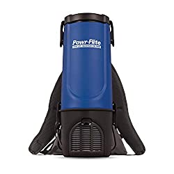 Powr-Flite Backpack Vacuum BP4S Pro-Lite