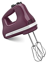 photo of a hand mixer