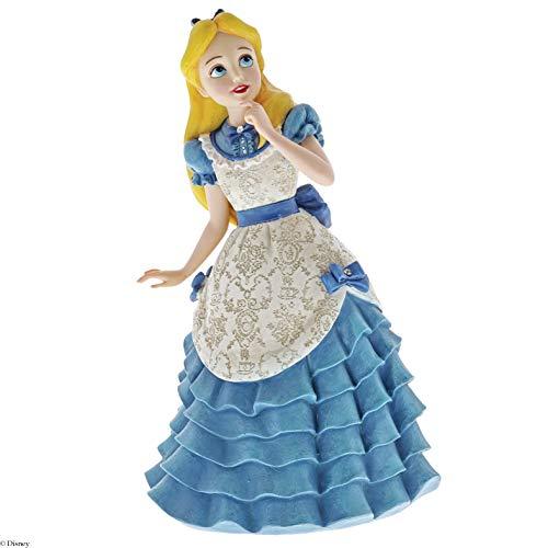 Disney 6001660 Figurina de Alicia en el País de Las Maravillas, Multicolor, Talla única