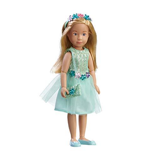 Käthe Kruse 0126853 Vera Party Dress, hellblau