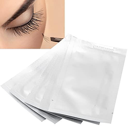 Almohadillas para ojos para injerto de pestañas, extensiones para ojos Almohadillas para ojos Tela no tejida para maquillaje Partes para maquillaje para apósitos personales para productos
