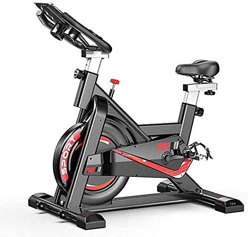 SAFGH Deportes Bicicleta de Ejercicio Vertical Ciclos de Estudio en Interiores Entrenamiento aeróbico Fitness Bicicleta de Cardio dsfhsfd (Actualización)