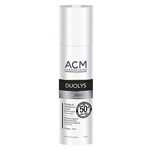 ACM Duolys Crème Solaire Anti-Âge SPF 50+