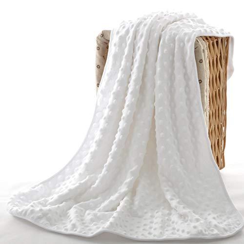 FGRTY Super Soft Blanket Newborn Baby Blankets Children Sofa Plaid Baby Bed Sheet 75x100cm