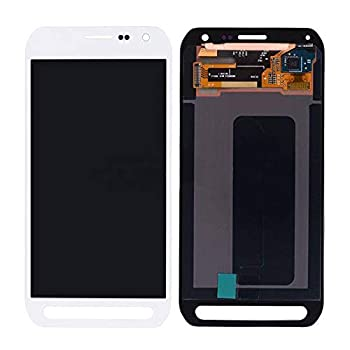 LCD Display Digitizer Touch Screen Assembly for Samsung Galaxy S6 Active G890  White