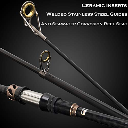 Plusinno Telescopic Fishing Rod & Reel Combo