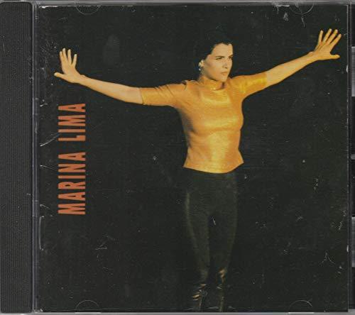 Marina Lima - Cd Marina Lima - 1991 ( Grávida )
