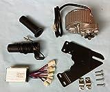 sarach store MY1018 450 W 24 V Motores eléctricos para las bicicletas Kit eléctrico para bicicletas de porcelana eléctrica Kit bicicleta