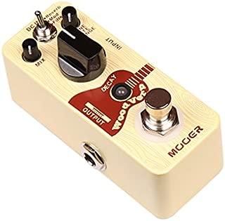 Mooer Audio Woodverb Acoustic Guitar Reverb Pedal (MRV3-U)
