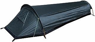 Ultralätt väska tält kompakt singel person större utrymme vattentät sovsäck täcksäck för utomhus camping – armégrön, Belgien