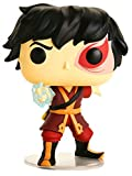 Funko Pop Avatar The Last Airbender Zuko with Lightning Glow