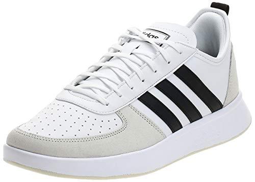 adidas COURT80S FTWR - Zapatillas Deportivas para Hombre, Color Blanco, Negro y...