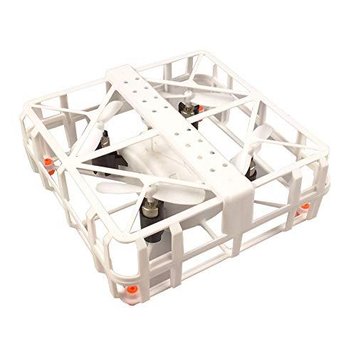 Rayline RC Drohne R2B Mini Drone, 2,4 Ghz, Quadrocopter, Gyroskope, 360° Eversion, mit LED Licht, Indoor Spielzeug-Drohne für Kinder und Anfänger.